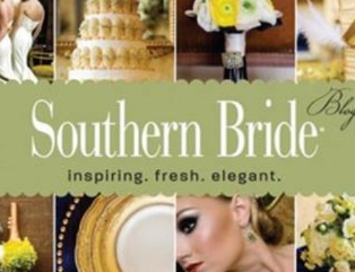 Save the Veil Featured in Southern Bride.com