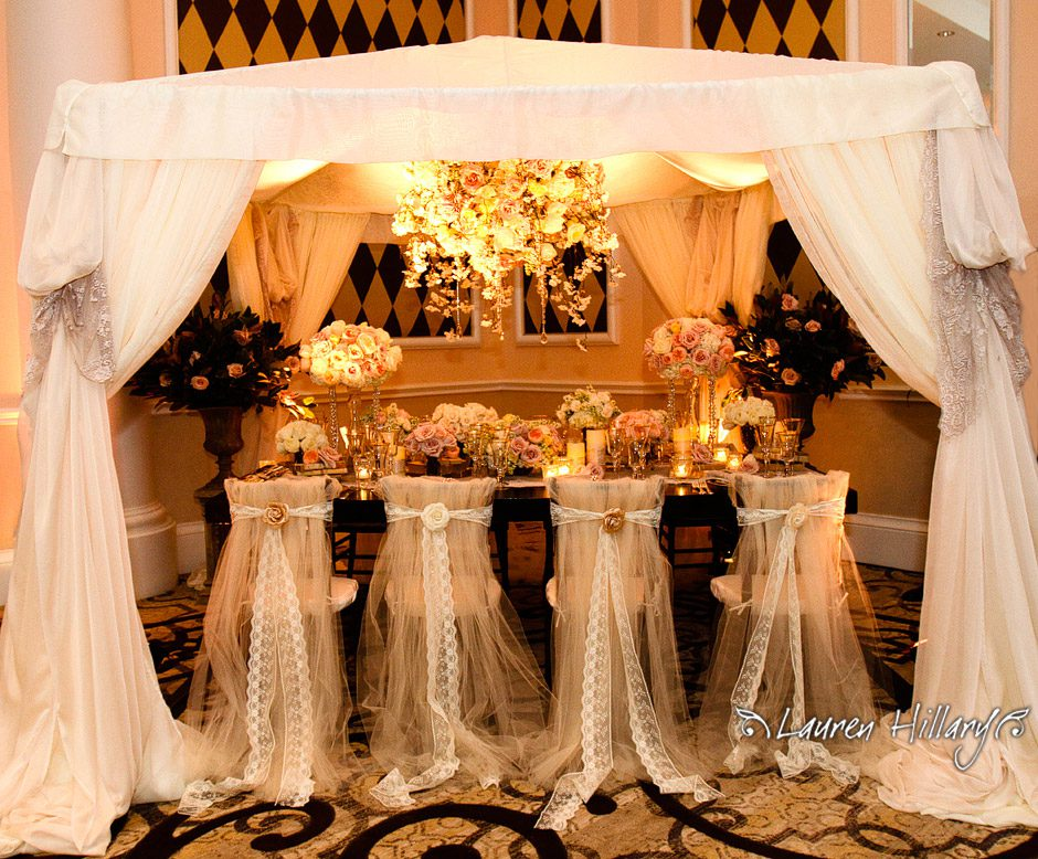 the association of bridal consultants and st. regis monarch beach