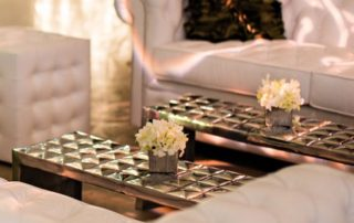 hire elegance and the wedding party at unici casa