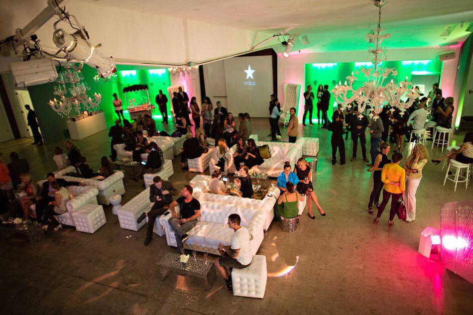 unici casa the wedding party