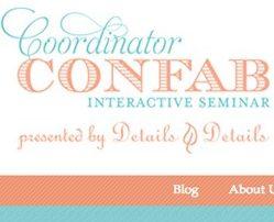 coordinator confab blog header