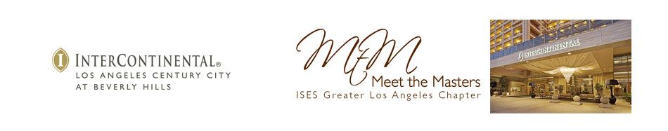 ises meet the masters 2012