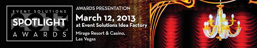event solutions spotlight awards