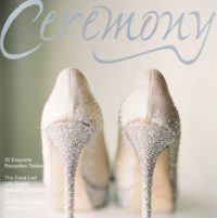 callaway gable featured in ceremony magazine