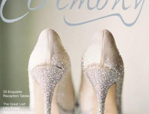R-Mine Bridal Featured in Ceremony Magazine