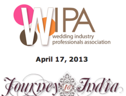 Journey to India with Exquisite Events and WIPA this April