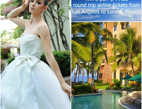 Airline Ticket Giveaway from R-Mine