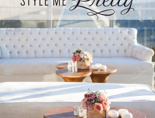 Revelry Event Designers Featured on Style Me Pretty
