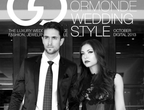 R-Mine Bespoke, Marianne Lozano Photography & Tic-Tock Couture Florals Featured in Grace Ormonde Wedding Style
