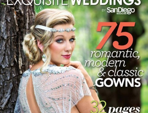 A Good Affair, Revelry Event Designers and EAST SIX Featured on Exquisite Weddings!