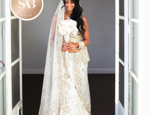 Vibiana Featured in South Asian Bride!