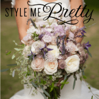 Style Me Pretty is a style savvy wedding resource devoted to the modern bride
