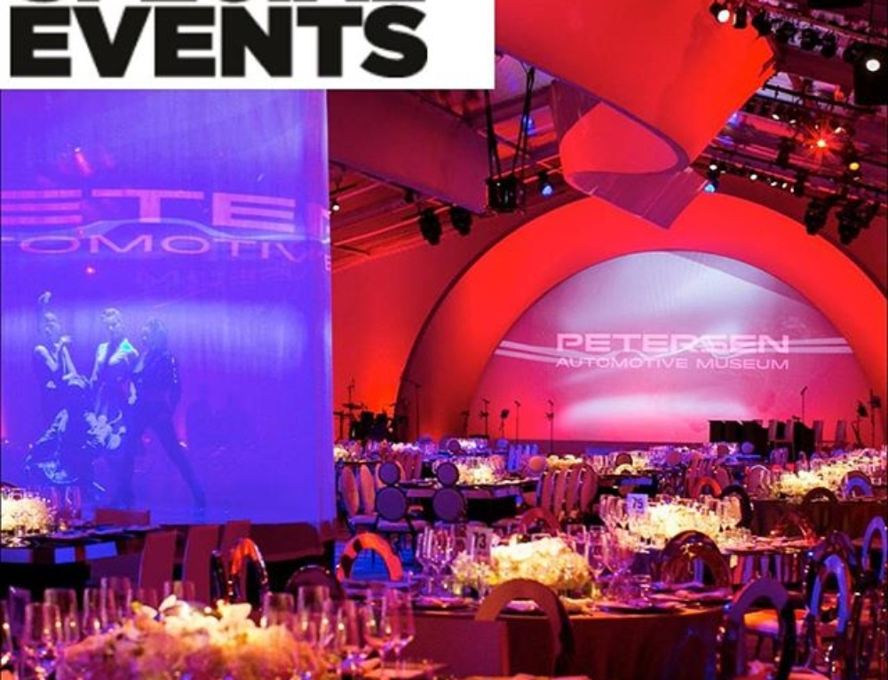 RG Live, No Static AV & Revelry Event Designers featured in Special Events Magazine