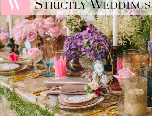LUXE Launch 2016: Boho Gypsy Princess Featured on Strictly Weddings