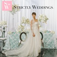 iridescent allure featured on strictly weddings