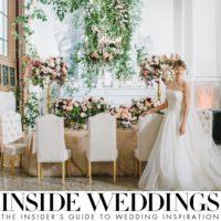 Luxe Launch 2016 inside weddings