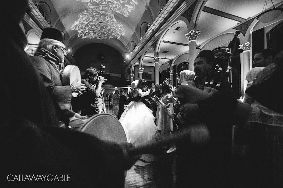 Muslim Vibiana Wedding