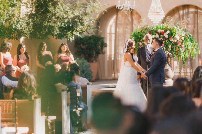 Spanish-Style Wedding ©markbrooke.com