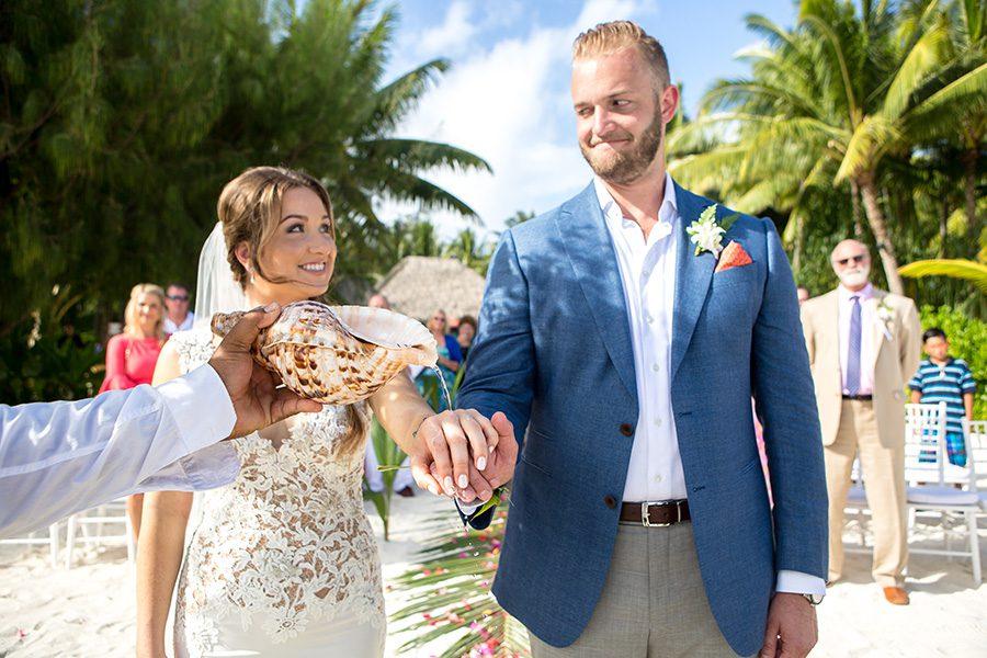 Bora Destination Wedding Featured On Strictly Weddings