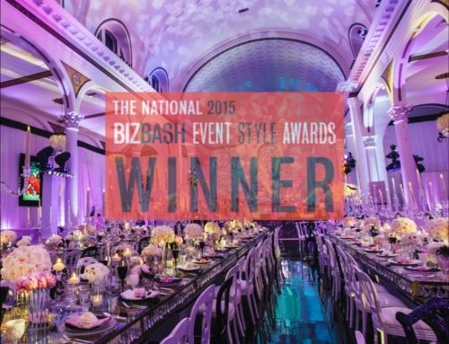 Vibiana Named Best Venue at BizBash NYC Style Awards