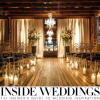 Carondelet House Inside Weddings Candlelit