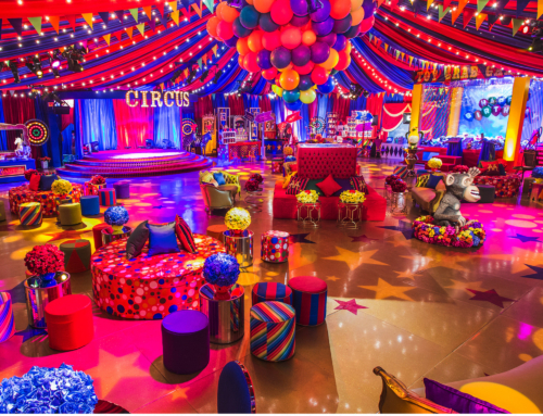 Circus Themed Party Featured in Love Luxe Life