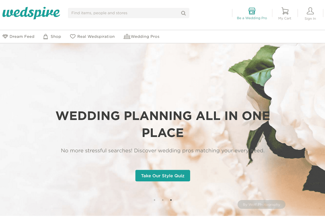 Wedspire Wedding Planning
