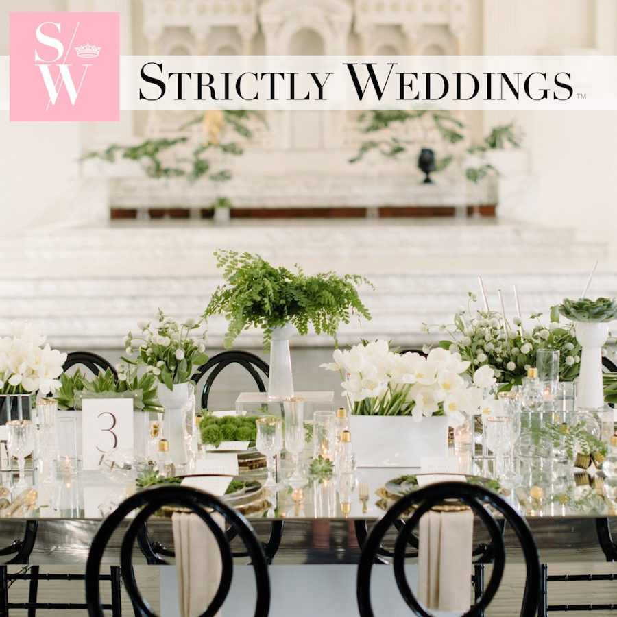Strictly Weddings Greenery