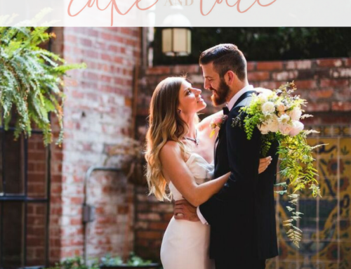 Romantic Carondelet House Nuptials On Cake and Lace Blog