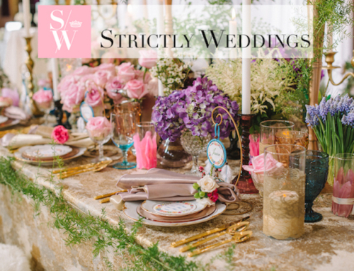 """Luxe Launch 2016: """"Boho Gypsy Princess"""" Featured on Strictly Weddings"""