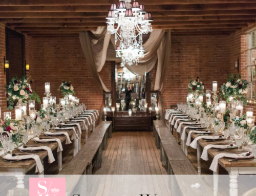 Sophisticated Carondelet House Wedding on Strictly Weddings