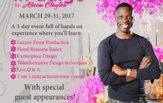 Indulge Design Experience, Akeem Clayton