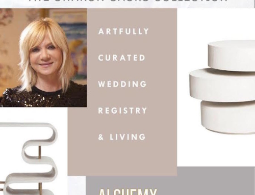 Celebrity Event Designer Sharon Sacks Partners with Alchemy Fine Home