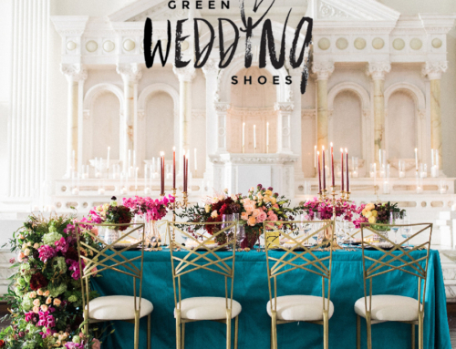 Classic and Romantic Wedding Inspiration Featured on Green Wedding Shoes