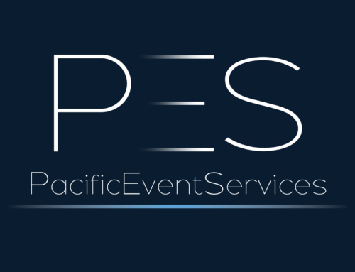 Pacific Event Lighting Rebrand to Pacific Event Services