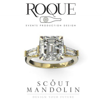ROQUE Events Scout Mandolin Collaboration