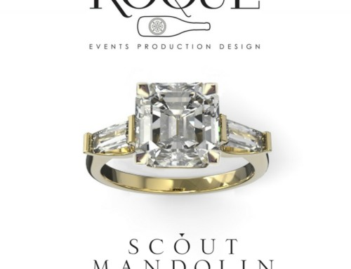 An Exclusive Collaboration Between ROQUE Events and Scout Mandolin