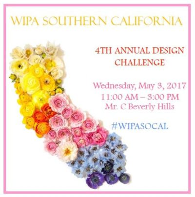 WIPA socal 4th annual design challenge