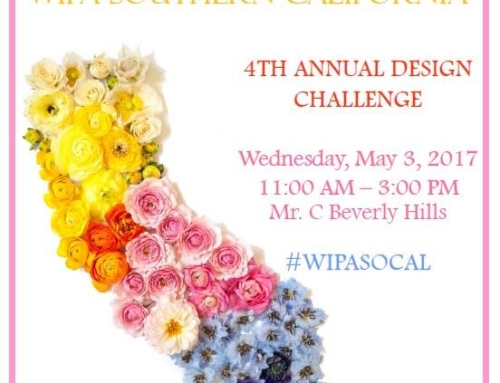 WIPA Socal's 4th Annual Design Challenge