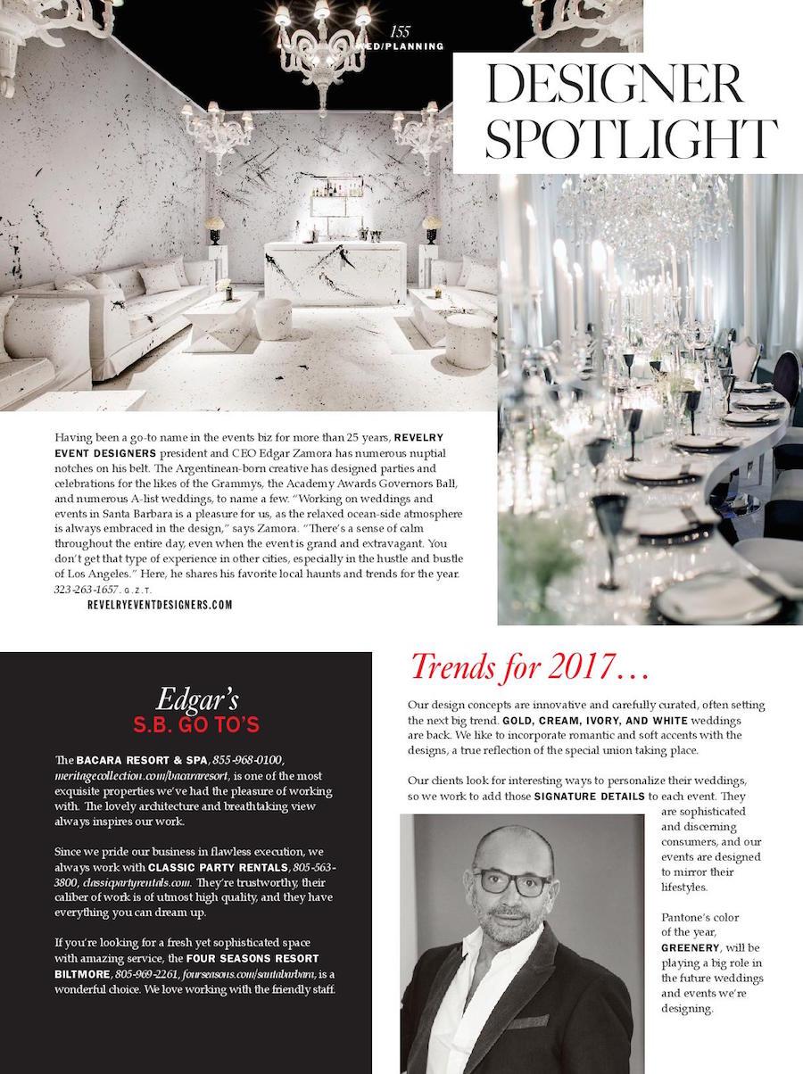 Astonishing Revelry Event Designers Featured On Santa Barbara Magazine Interior Design Ideas Gentotryabchikinfo
