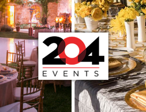 204 Events Now Partnering With All Seated!
