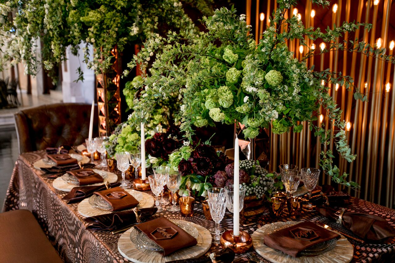 greenery, green wedding