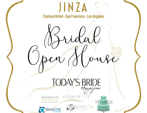 JINZA Couture Bridal Open House