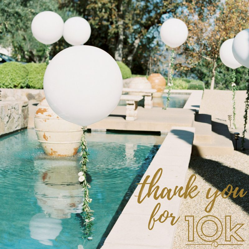 ROQUE Events Instagram 10K