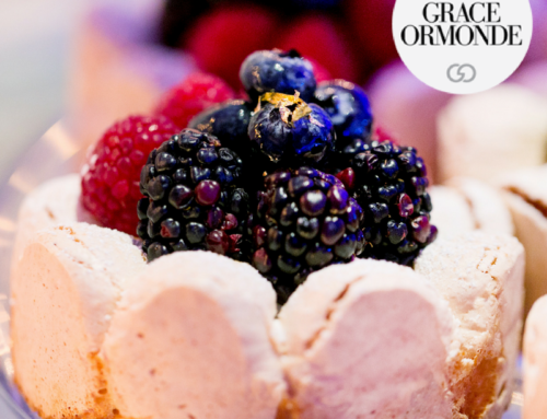 Luxurious Bottega Louie Desserts Featured in Grace Ormonde