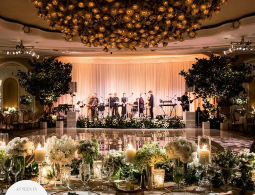 International Event Company Featured in Grace Ormonde Wedding Style Magazine