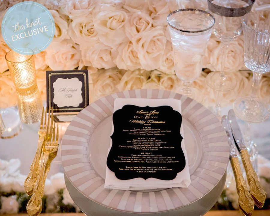 Premiere Party Rents Featured On The Knot For David Tutera S