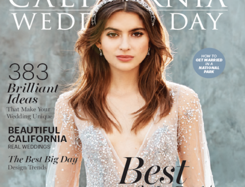 Rustic and Romantic Wedding Featured on California Wedding Day