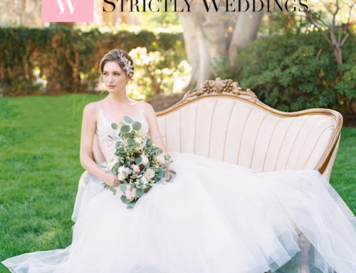Old World Wedding Romance Styled Shoot Featured on Strictly Weddings