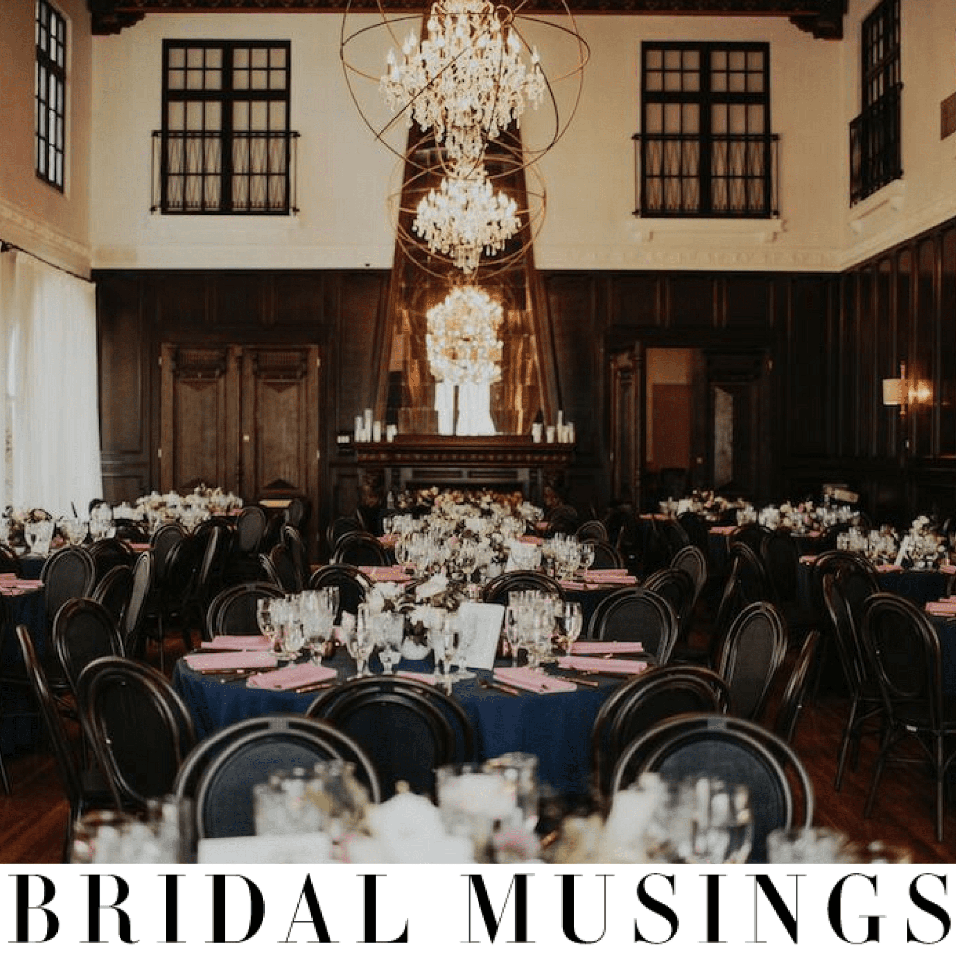 Intimate and Stylish Ebell Wedding Featured on Bridal Musings